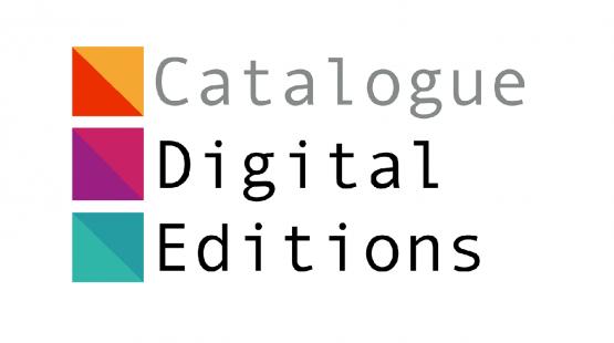 Catalogue of Digital Editions