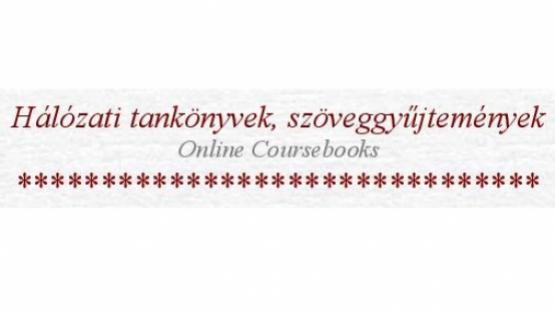 Irodalmi tankönyvek, szöveggyűjtemények