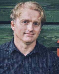 Lackfi János (Fotó: Molnár Mihály)