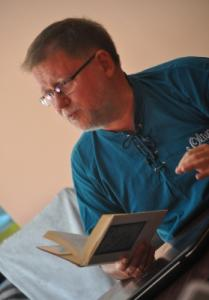 Vörös István (fotó: Vass Tibor)
