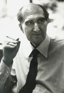 Picture of Szentkuthy Miklós